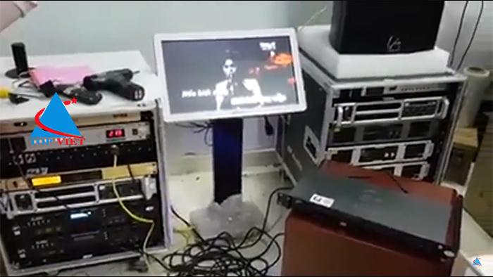Dàn karaoke gia đình chuyên nghiệp